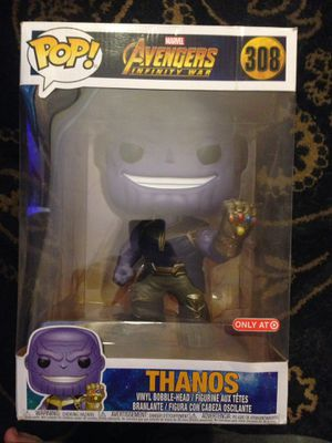 Marvel Avengers Thanos Funko 10in. Large New Target Exclusive for Sale in Portland, OR