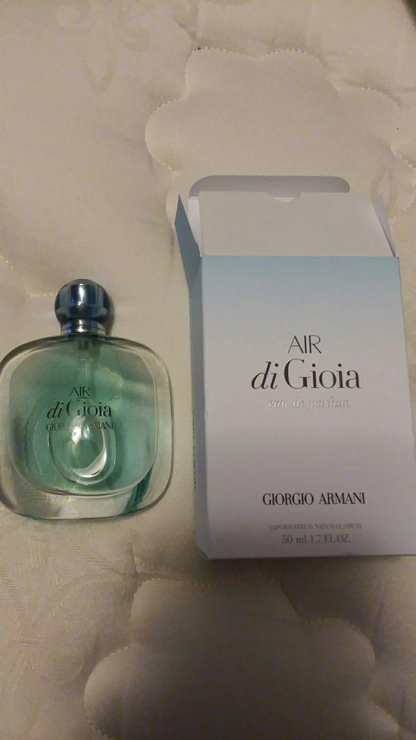 Giorgio Armani Air Di Gioia Womens Perfume New In Box For Sale In