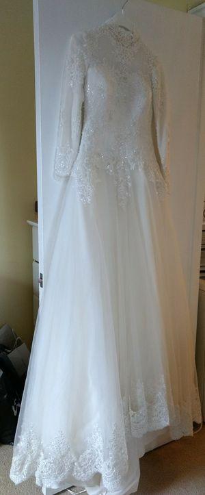 Bridal gown/ wedding dress for Sale in Falls Church, VA