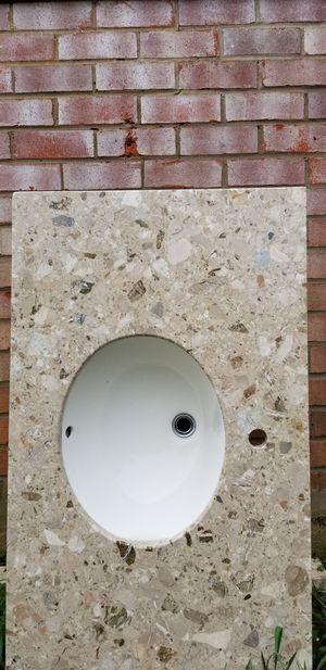 Granite vanity top for Sale in West Springfield, VA