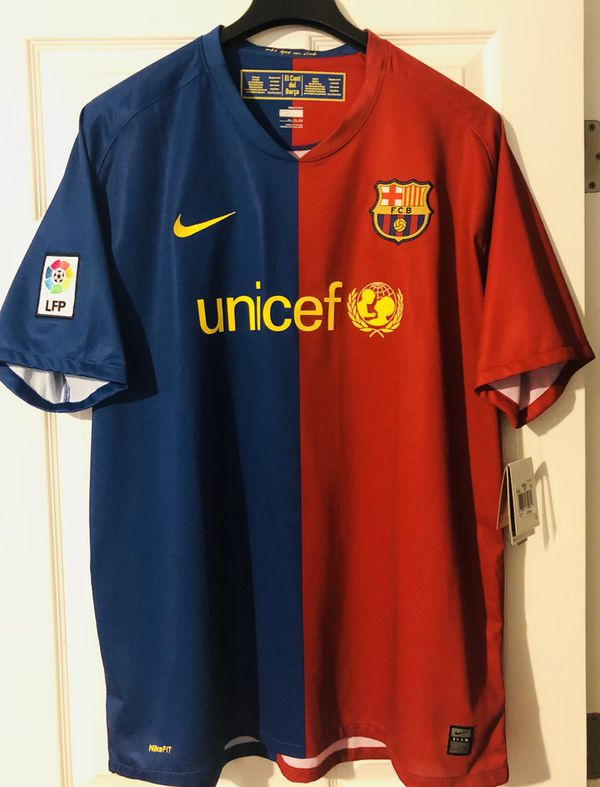 c9dd1fcf616 Fc Barcelona jersey for Sale in Chula Vista