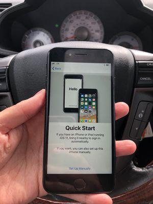 iPhone 7 32gb for Sale in Fairfax, VA