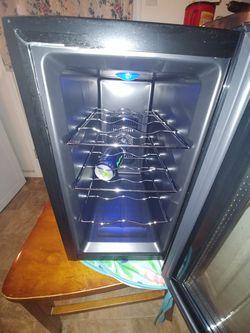 Wine fridge of beverage fridge Thumbnail