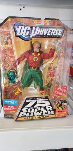 Original Green Lantern figure. Alan Scott Thumbnail