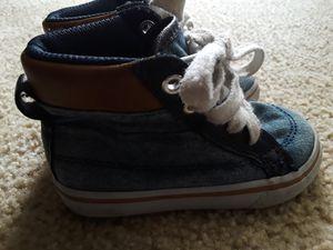 Toddler shoes denim for Sale in Washington, DC
