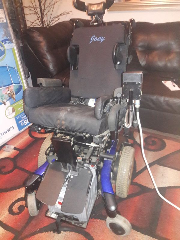 Motorized wheelchair for Sale in San Antonio, TX - OfferUp
