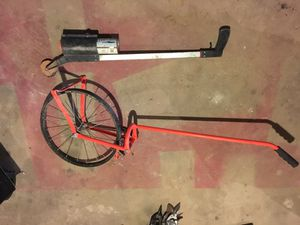 Measuring wheel and paint marker for Sale in North Potomac, MD