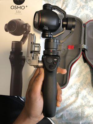Dji OSMO Plus 4k camera for Sale in Kent, WA