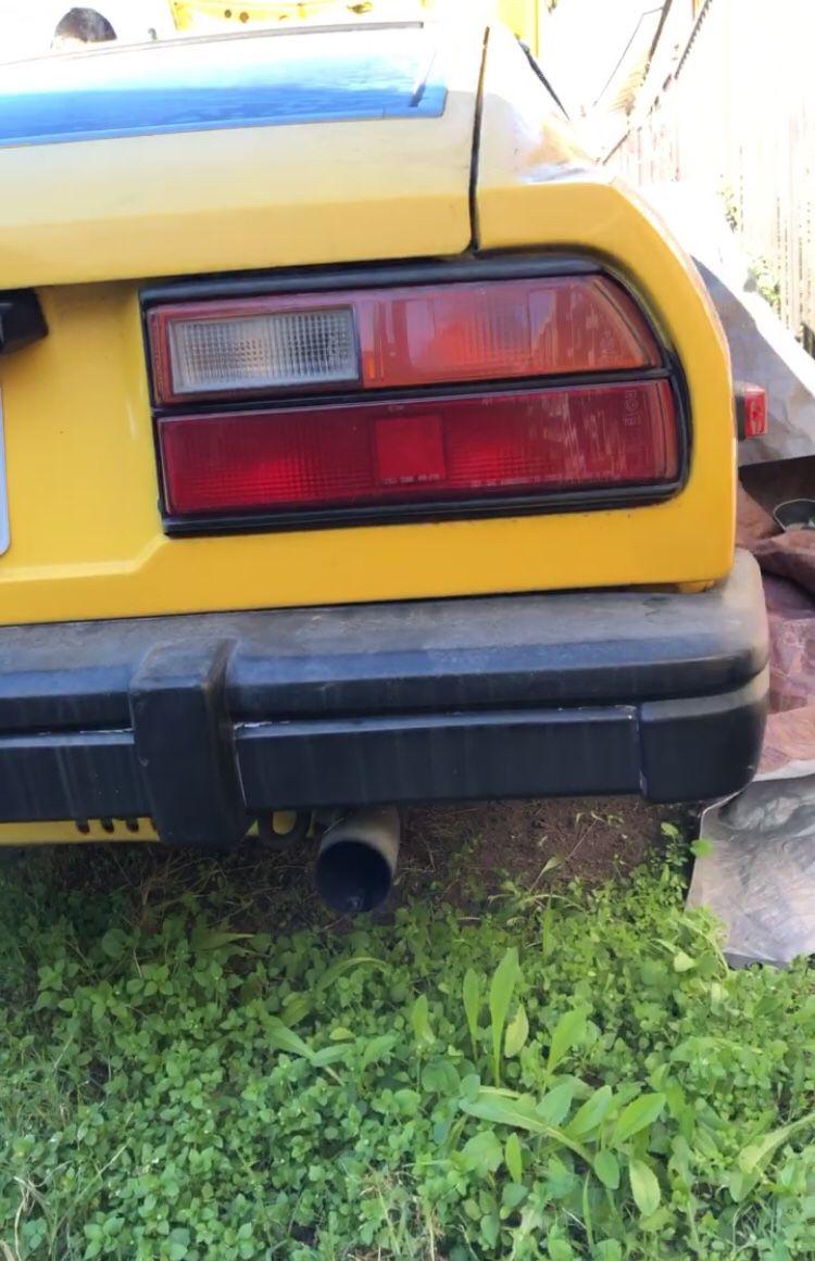 1980 Datsun 280zx (Nissan S130)