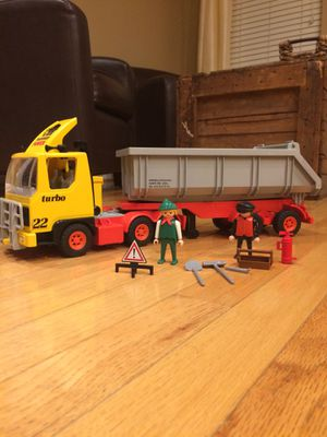 PLAYMOBIL TRACTOR TRAILER for Sale in Crofton, MD