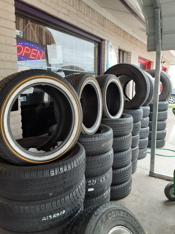 Car Dealerships In Killeen Tx >> New and used tires 832 w veterans memorial killeen tx for Sale in Killeen, TX - OfferUp