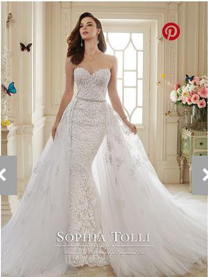 Brand New Sophia Tolli Wedding Dress For In Marietta Ga