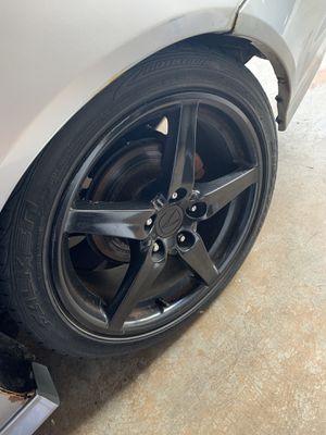 Photo Acura rsx stock wheels