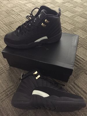 7a0eec22c35c ... retro ovo black size 5437b 6477b  best price air jordan master 12 no  trades for sale in tampa fl 9ad30 685dc