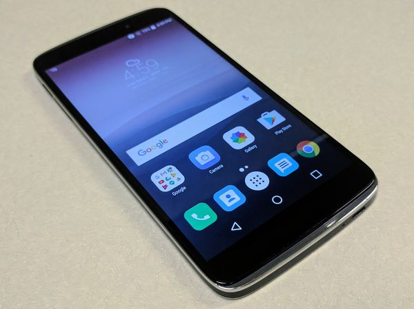 Unlocked Alcatel One Touch Idol 3 5 5