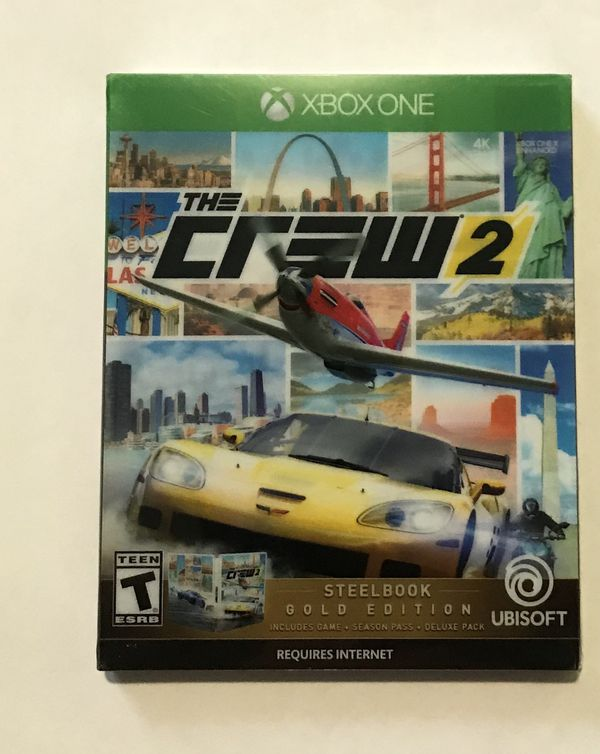 The Crew 2 GOLD Edition For Sale In Clermont FL
