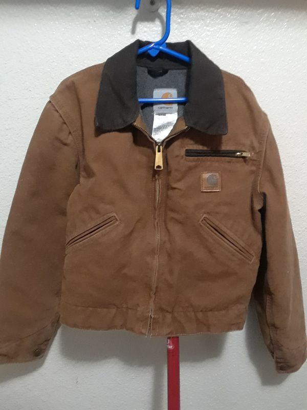d68f2390f99 Carhartt kids jacket size 8 for Sale in McAllen, TX - OfferUp