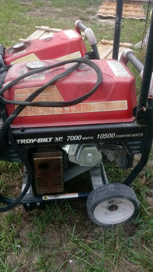 New And Used Generators For Sale In Spring Hill Fl Offerup