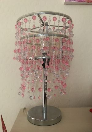 Girls chandelier lamp for Sale in Laveen Village, AZ