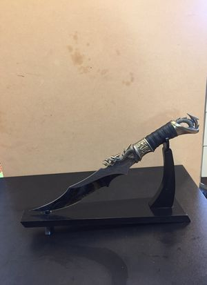 Collectible beautiful sword for Sale in Elk Grove, CA