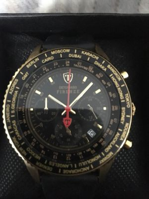 New Black Men's Watch for Sale in Apex, NC