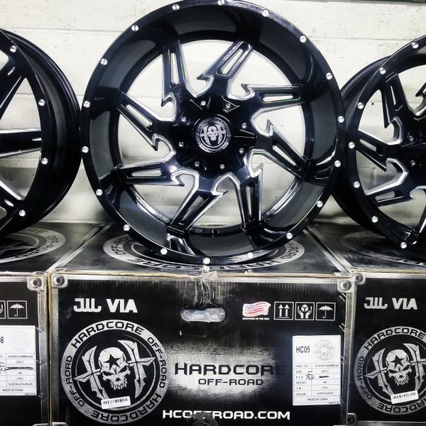 07-18 JEEP WRANGLER WHEELS ON SALE NOW For Sale In Chicago