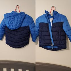 Infants puffer coat by healing baby size 12-18 months Thumbnail