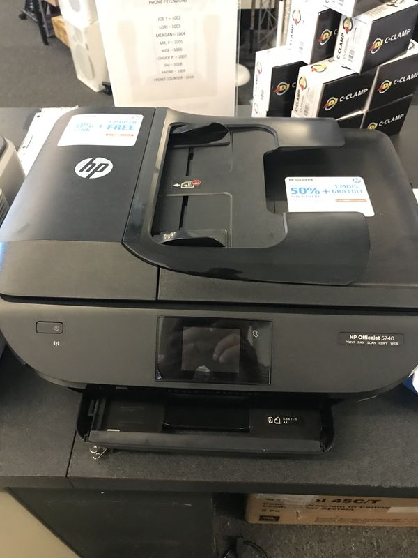 Office Jet 5740 HP Printer for Sale in Middleburg Heights, OH - OfferUp