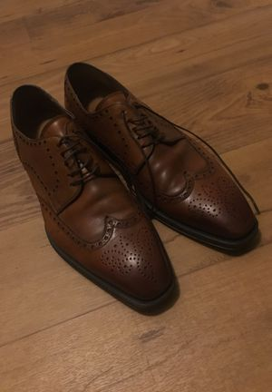 Men's Brown Magnani Shoes for Sale in Germantown, MD