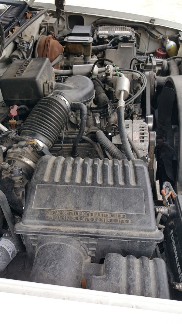1996 1999 chevy gmc 5 7l v8 vortec engine and 2wd transmission for sale in houston tx offerup. Black Bedroom Furniture Sets. Home Design Ideas