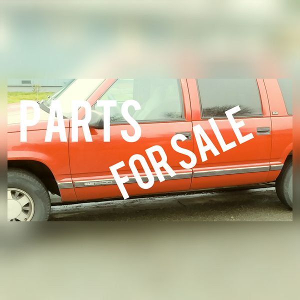 PARTS FOR SALE: Engine, Transmission, Seats For Sale In