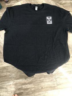 XXL OBEY T-shirt Thumbnail