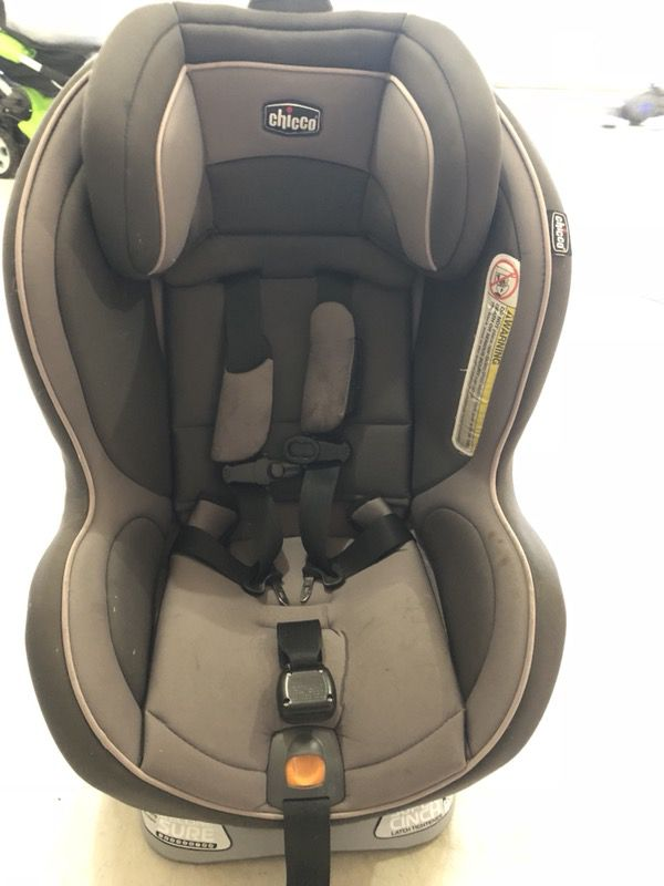 Chicco Nextfit Convertible Car Seat Used