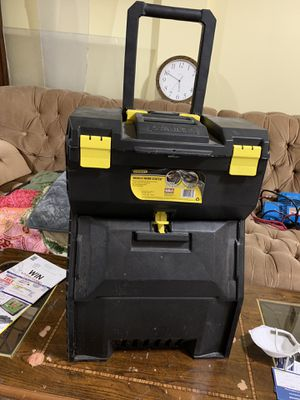 Stanley Tool Box for Sale in Hyattsville, MD