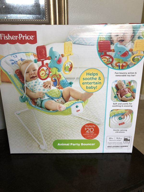 Fisher Price Baby Bouncer For Sale In Hidalgo Tx Offerup