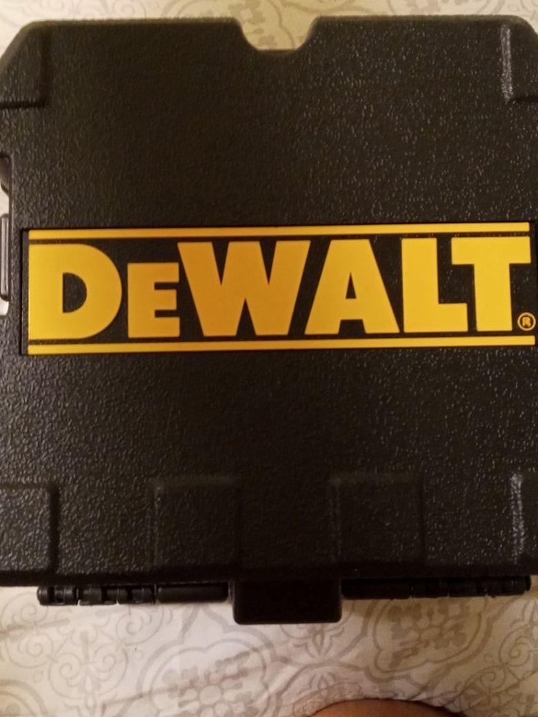 DeWalt Laser Beam Leveler Green