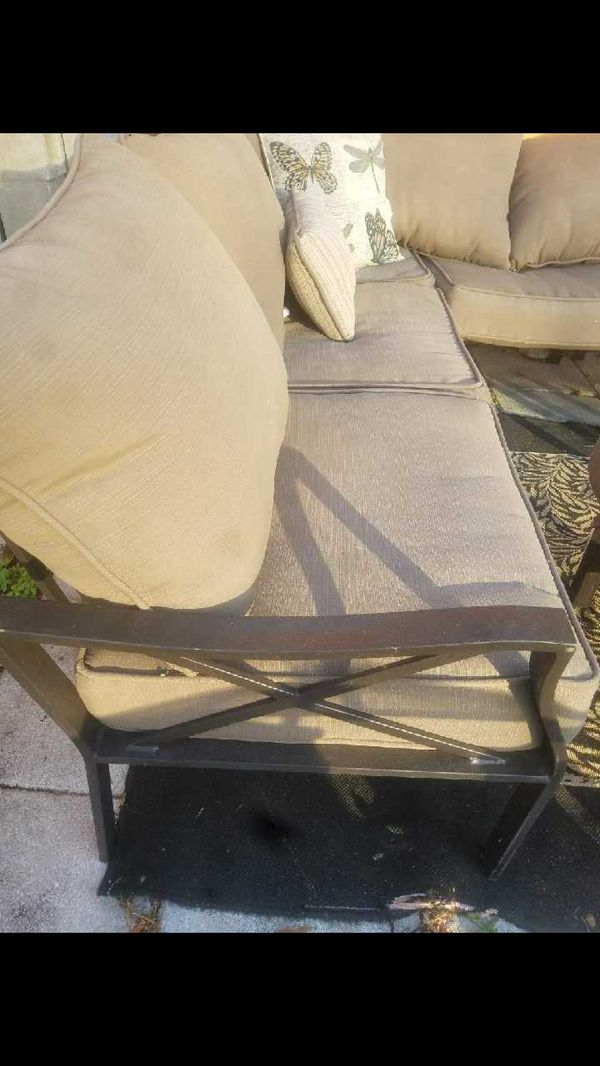 Outdoor Patio Set For Sale In Altamonte Springs Fl Offerup