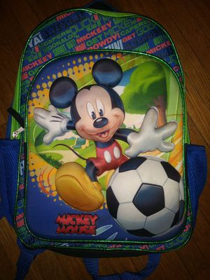 3d Mickey Mouse Backpack for Sale in Hawthorne, CA