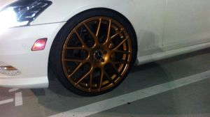 22 Inch Staggered Niche Wheels for Sale in Atlanta, GA