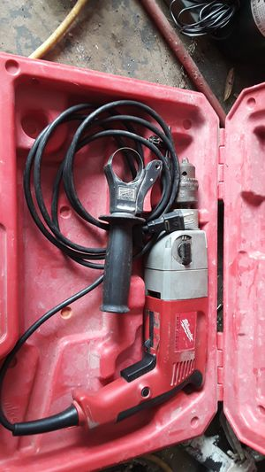 Milwaukee hammer drill 1/2 inch for Sale in Orange City, FL