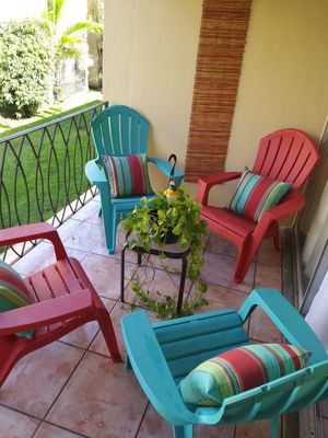 Patio Set (todo incluido) for Sale in Miami, FL