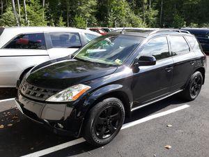 2008 Nissan Murano for Sale in Fredericksburg, VA