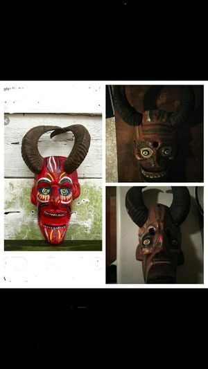 Vintage Diablo Masks for Sale in Petersburg, VA