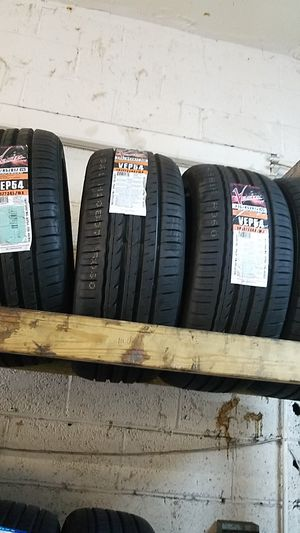 four bright new set of tires for sale 235/45/17 for Sale in Washington, DC
