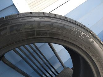 One Tire For Sale. Good Condition 90% T- Size- 275-45R20. Thumbnail