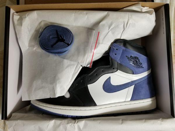 86cfe14ccc9 Jordan 1 Blue Moon Size 11 for Sale in McLean, VA - OfferUp