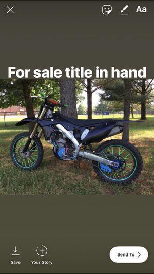 $1 kx250f for Sale in Upper Marlboro, MD