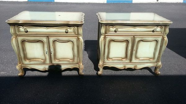 Reduced French Provincial Nightstands For Sale In Mesa