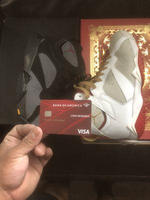 Photo Air Jordan 7 size 8