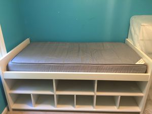 IKEA Bangsund Twin Storage Bed for Sale in Dunkirk, MD